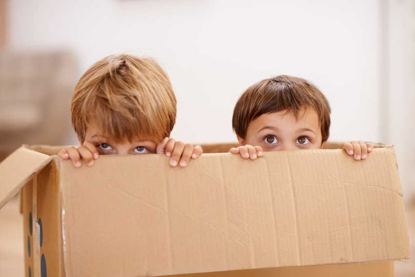 Children And Moving